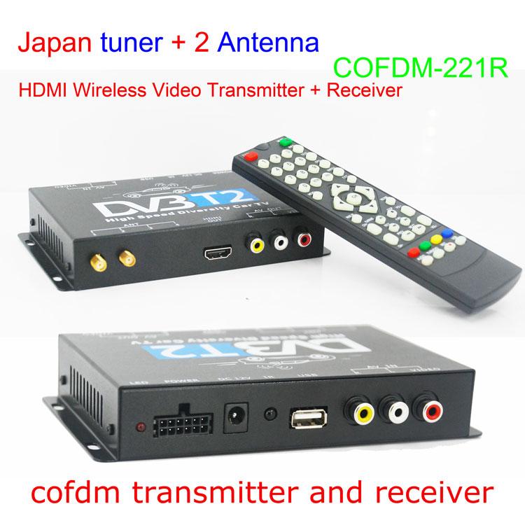 COFDM Video Receiver