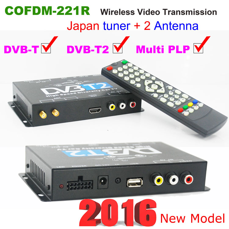 NLOS video transmitter receiver