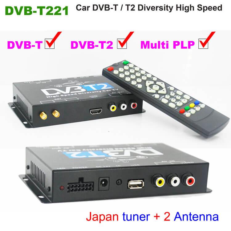 DVB-T221 6M dvb-treceiver