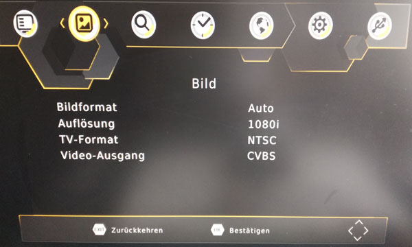 Germany Auto DVB-T2
