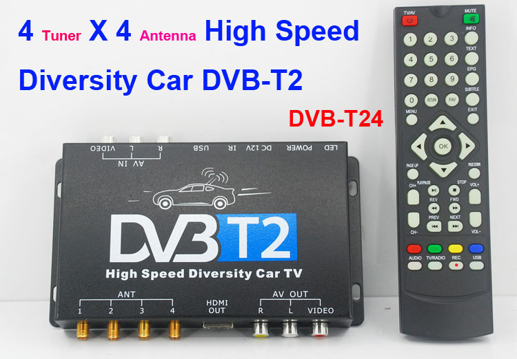 4x4 DVB-T2