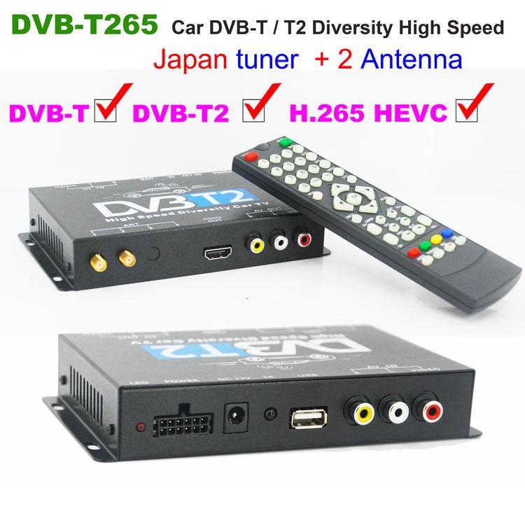 Poland car dvb-t2 MPEG2 dvb-t digital tvreceiver