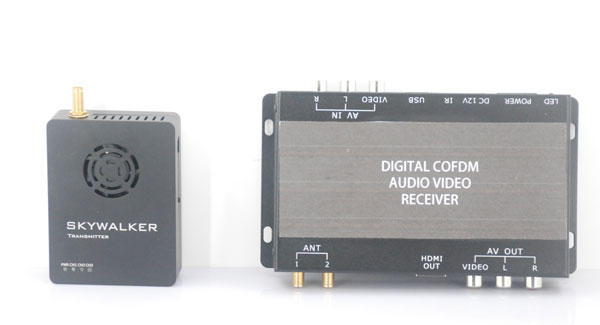 skywalker cofdm transmitter wireless video senderreceiver