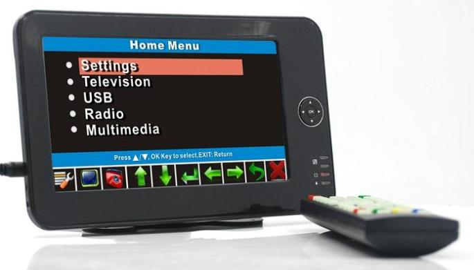 HD Wireless COFDM Receiver