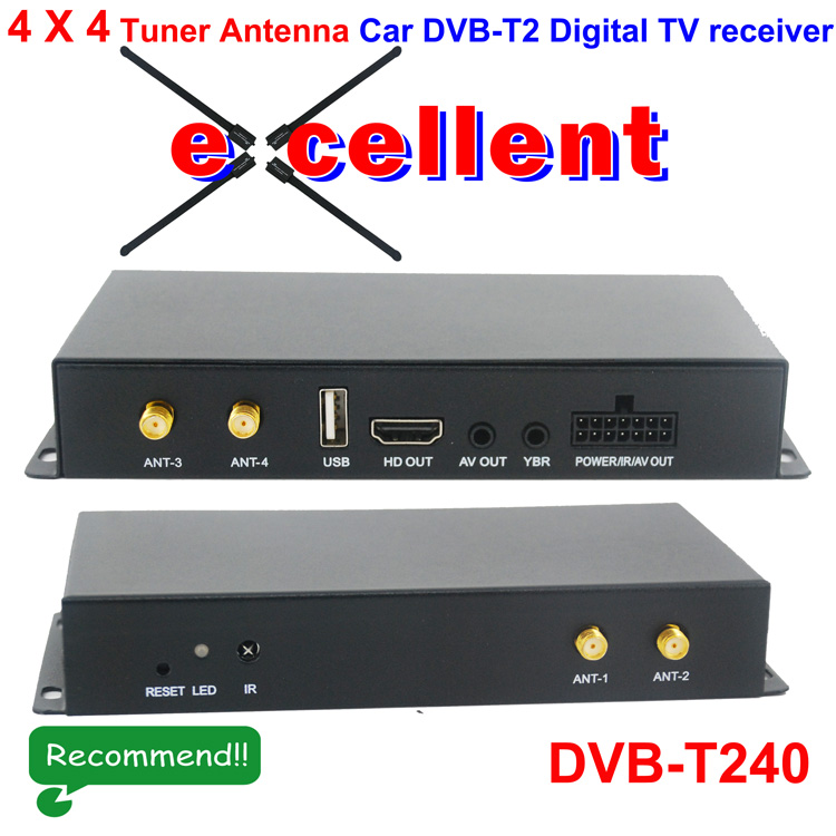 DVB-T240-4-x-4-Tuner-Antenna-Car-dvb-t2-digital-receiver