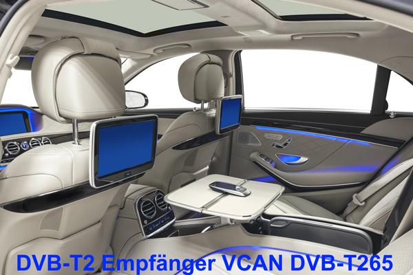DVB-T2 Empfänger