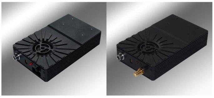 COFDM Wireless Video Transmission