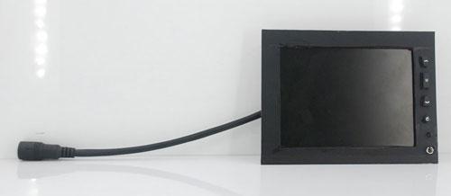 Metal Housing LCD monitor