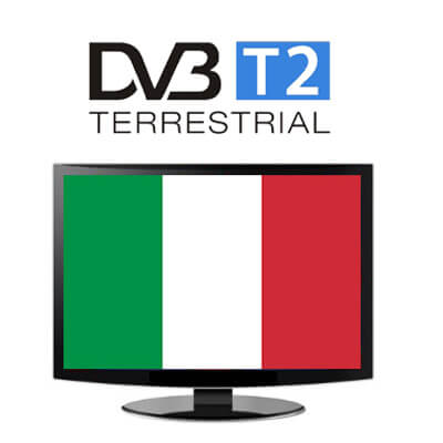 Italy DVB-T2 MPEG-4 Switchover soon fromDVB-T