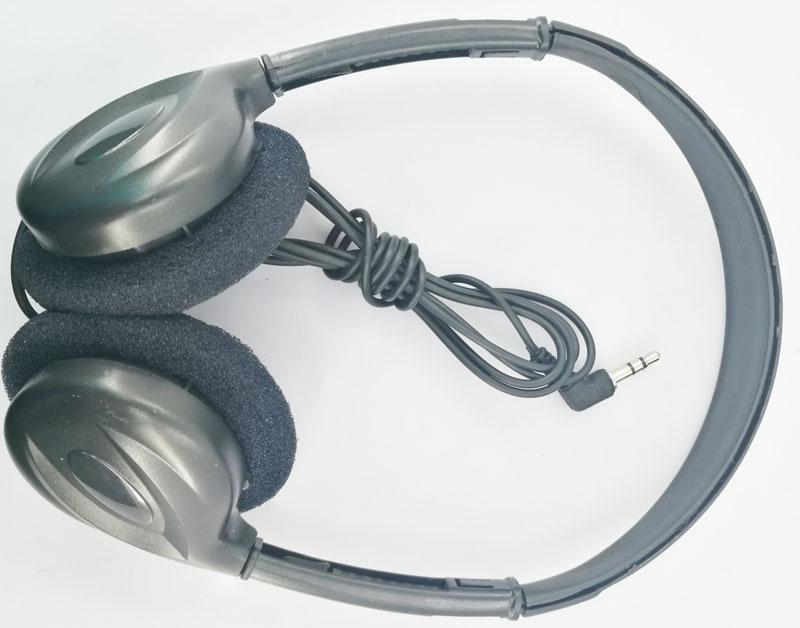 cheap wire headphonehk-862