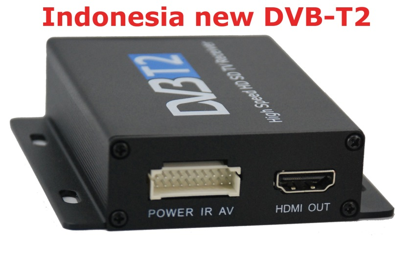 Indonesia New DVB-T2 Receiver