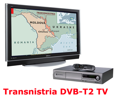 Transnistria DVB-T2 plan to launchsoon