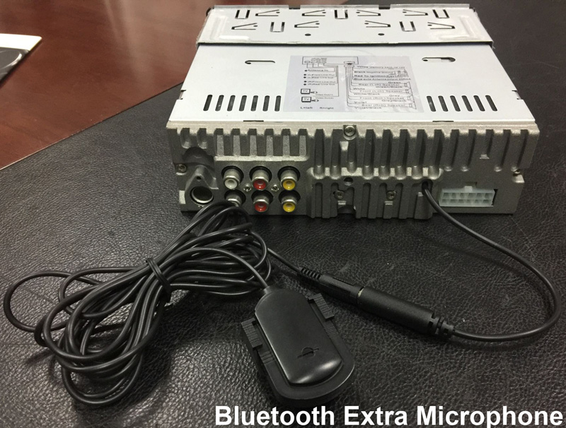 Bluetooth Extra Microphone for One Din