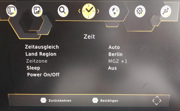 Germany Auto DVB-T2 Zeit