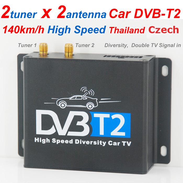 Czech DVB-T HD Channels