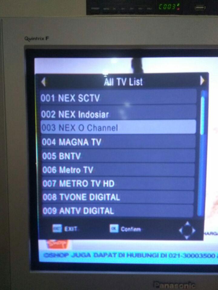 Indonesia Digital TV