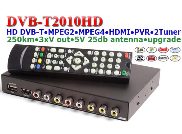 Car DVB-T