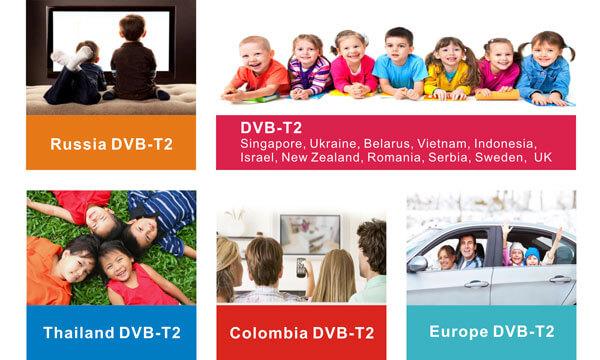 Russian DVB-T2