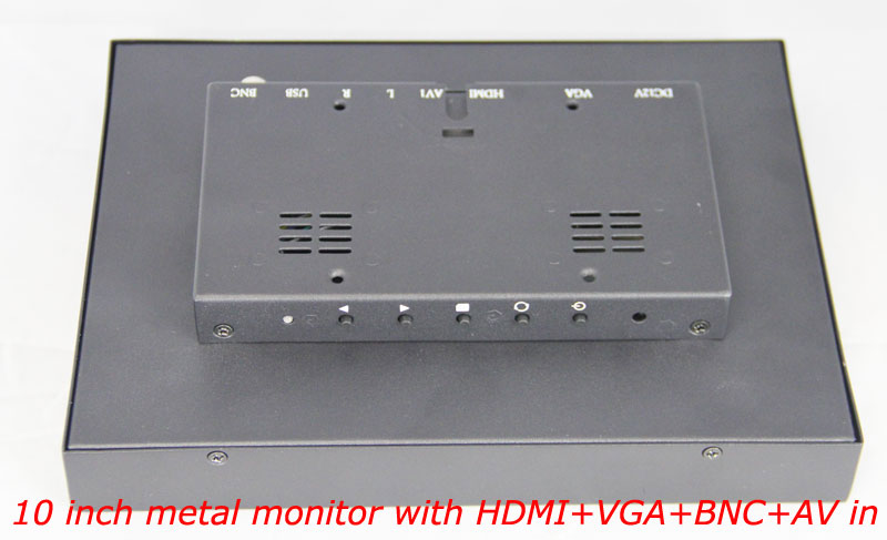 10-inch-metal-housing-monitor-with-HDMI+VGA+BNC+AV-input-5
